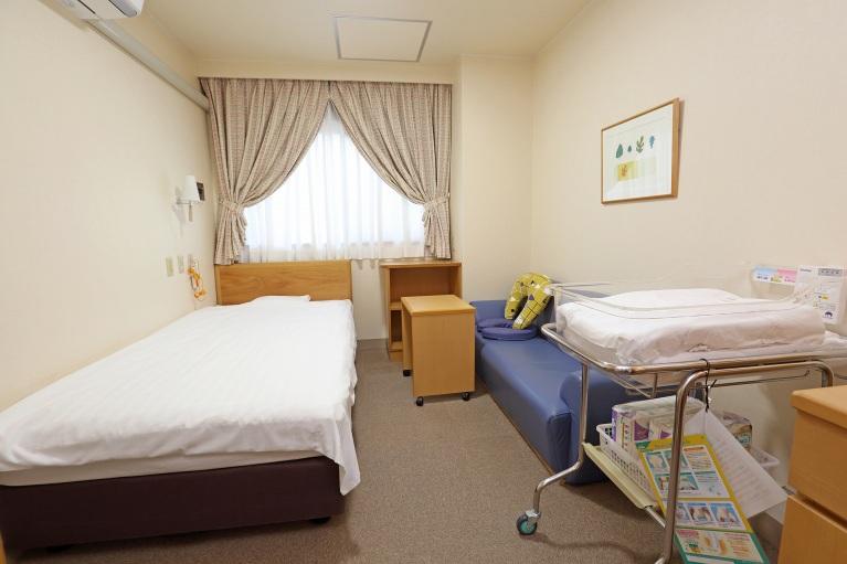 病室(完全個室)
