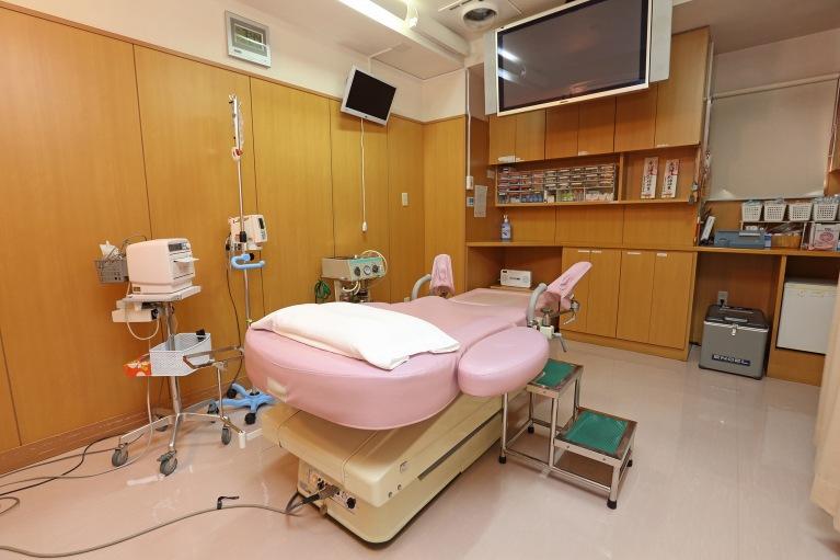 当院ではソフロロジー式分娩を実践しています